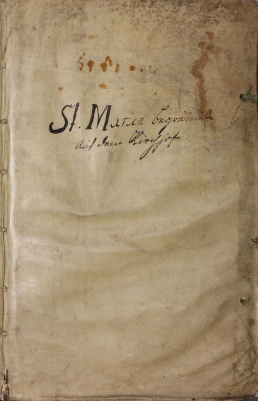 Wismar Kirchenbücher