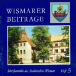 Wismarer Beiträge Heft 5