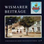 Wismarer Beiträge Heft 9